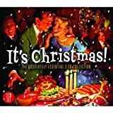 It's Christmas: The Absolutely Essential 3CD Collection Various Artists
