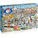 Gibsons I Love Winter Jigsaw Puzzle 1000 Pieces