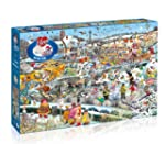 Gibsons I Love Winter Jigsaw Puzzle 1...