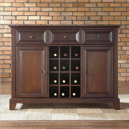 Mahogany Cabinets