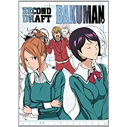 Bakuman: Second Draft