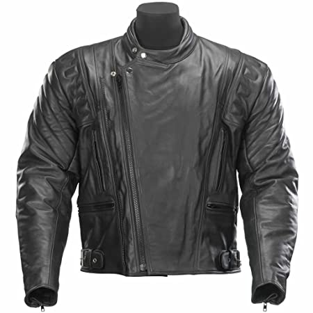 Spada Leather Jackets Black Road