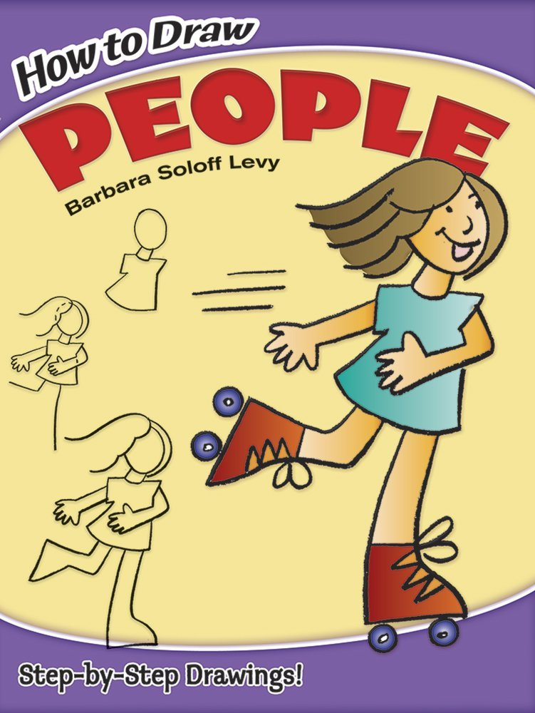 How to Draw People ISBN-13 9780486420608