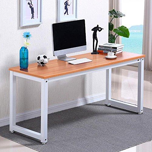 popamazingr-simple-computer-desk-wood-desktop-workstation-steel-frame-table-home-office-furniture-br