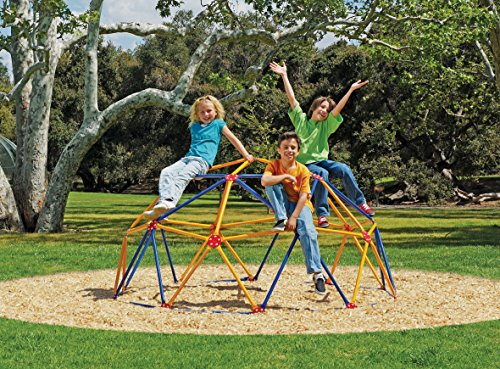 Easy-Outdoor-Space-Dome-Climber-Rust-and-UV-Resistant-Steel-1000lb-Capacity-For-Kids-Ages-3-to-9
