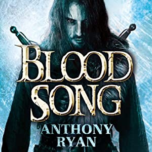 Blood Song Audiobook