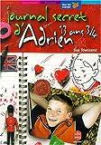 echange, troc Sue Townsend - Le Journal secret d'Adrien 13 ans 3/4