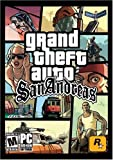 Grand Theft Auto: San Andreas ( DVD-ROM )