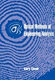 img - for Optical Methods of Engineering Analysis by Gary Cloud (1998-05-28) book / textbook / text book