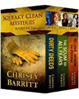 Squeaky Clean Mysteries Book Bundle, Books 4-6