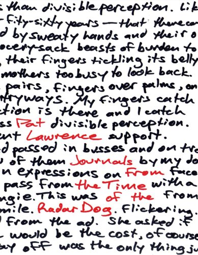 Journals From the Time of the Radar Dog