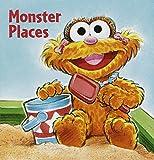 Monster Places (Sesame Street - Chunky Shape Books) (0679877606) by Brannon, Tom