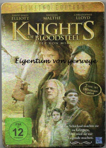 Knights of Bloodsteel - Die Ritter von Mirabilis (Limited Edition, 2 Discs)