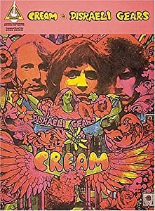 "Cover of ""Cream - Disraeli Gears (Guitar ..."