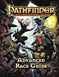 img - for Pathfinder Roleplaying Game: Advanced Race Guide book / textbook / text book