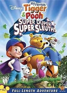 My Friends Tigger & Pooh: Super Duper Super Sleuths