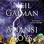 Anansi Boys Audiobook by Neil Gaiman Narrated by Lenny Henry