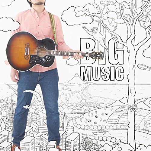 BIG MUSIC(CD+DVD)