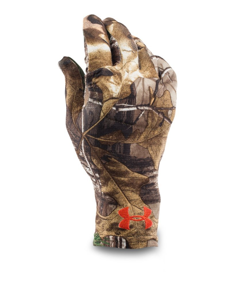 Under Armour Men's UA Camo HeatGear® Liner Gloves genesis genesis turn it on again the hits