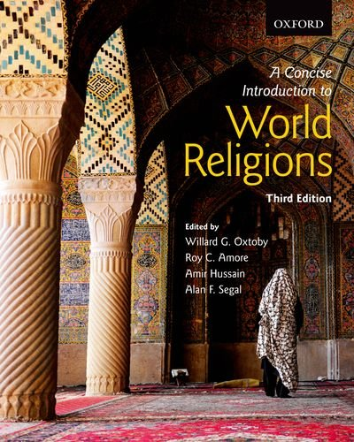 Image for publication on A Concise Introduction to World Religions