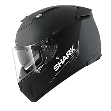 SHARK - Casque Speed-R Series2 Blank Noir Mat