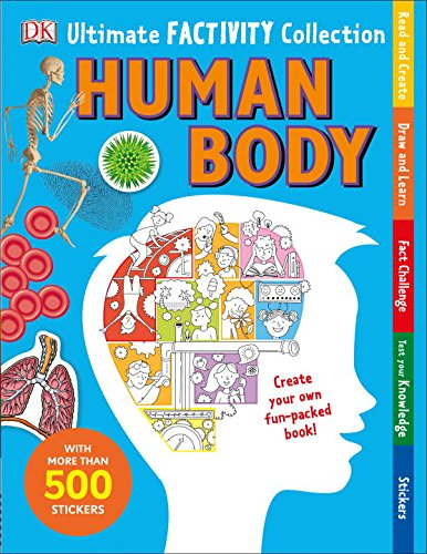 Ultimate Factivity Collection: Human Body (Dk Ultimate Factivity Collection)