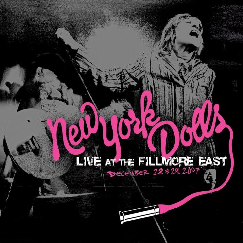 Live at the Fillmore East December 28 & 29 2007