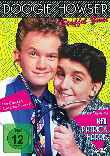Doogie Howser - Staffel 2 [4 DVDs]