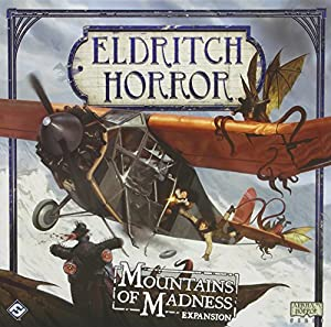book of the dead eldritch horror