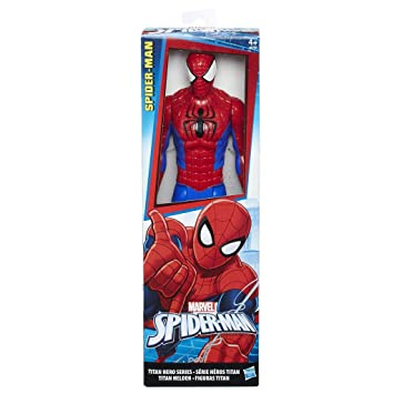Hasbro France - B9760EU40 - Figurine Spiderman - taille 30 cm