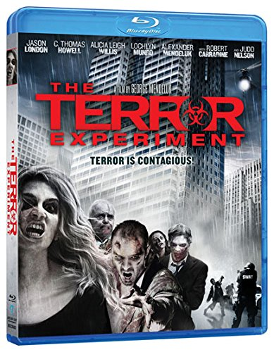 Blu-ray : The Terror Experiment (Blu-ray)