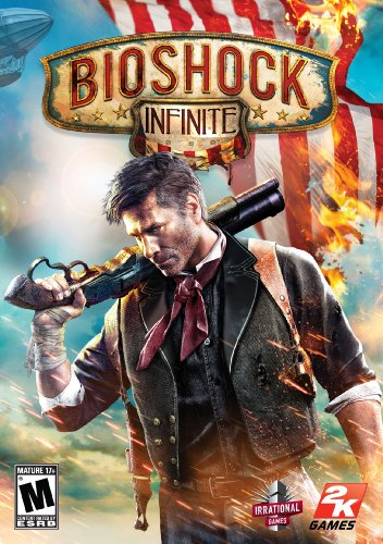 Bioshock Infinite [Online Game Code] back-37554