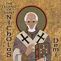 The Legend of Saint Nicholas by Margaret K. McElderry Books