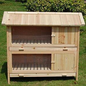 kaninchenstall bewertungen trixie 62336 natura kaninchenstall mit freigehege 194 152 80 cm. Black Bedroom Furniture Sets. Home Design Ideas