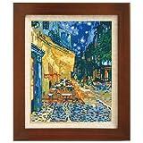ししゅうキット 7214(ベージュ) アートギャラリー 「夜のカフェテラス」ゴッホ作 4490g