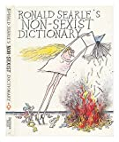 Non-sexist Dictionary (0285628658) by Searle, Ronald