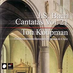 J.S. Bach: Cantatas Vol. 21