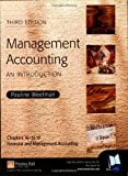 img - for Management Accounting: An Introduction: 2 by Prof Pauline Weetman (2002-11-01) book / textbook / text book