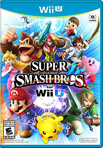 Super Smash Bros. - Nintendo Wii U Review