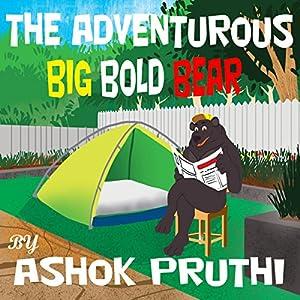 The Adventurous Big Bold Bear Audiobook