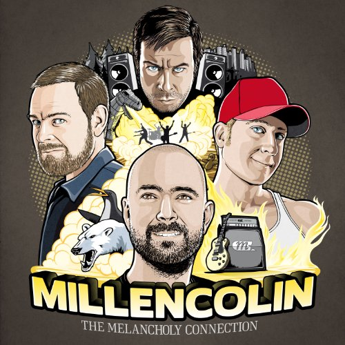 Millencolin - Melancholy Connection (CD+DVD) - Zortam Music