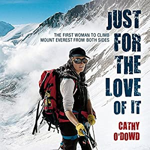 Just for the Love of It Audiobook