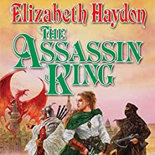 The Assassin King (       UNABRIDGED) by Elizabeth Haydon Narrated by Kevin T. Collins