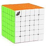 D-FantiX Cyclone Boys 6x6 Speed Cube Stickerless 6x6x6 Magic Cube Puzzles 68mm (G6 Version) (Color: Stickerless, Tamaño: 68x68x68mm)