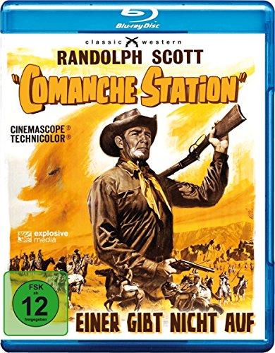 Einer gibt nicht auf (Comanche Station) [Blu-ray]