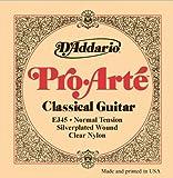 D'Addario EJ45 Pro-Arte Saitensatz für Konzertgitarre 0,07 cm – 0,11 cm (.028 – .043 Zoll)