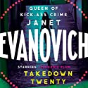 Takedown Twenty Audiobook by Janet Evanovich Narrated by Lorelei King