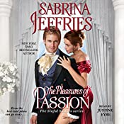 The Pleasures of Passion: The Sinful Suitors, Book 4 | Sabrina Jeffries