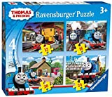 Ravensburger Thomas and Friends 4 in Box Puzzles