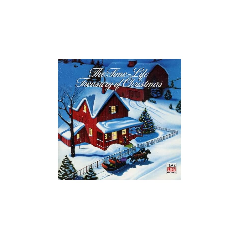 The Time Life Treasury Of Christmas.Time Life Treasury Of Christmas 2 Cd Set On Popscreen